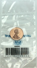 2019-W Reverse Proof Lincoln Cent Sealed in Bag w/ US Mint Envelope