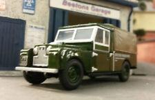 Modellini statici di auto, furgoni e camion pickup verde pressofuso