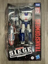 Transformers Siege MIRAGE WFC-S43 Deluxe Class War for Cybertron Hasbro Sealed