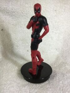 Canadian Movie Cake Cup Toppers Deadpool 2 RARE Limited