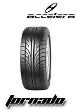 Accelera Tornado pneus (neufs) 205 / 50zr15 XL extra load 89W acier belted tubeless