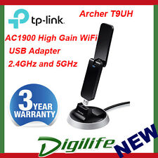 TP-Link Archer T9UH AC1900 High Gain Wireless Dual Band USB Adapter 802.11ac