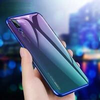 For Huawei P20 P20 Pro P20 Lite Luxury Shockproof Plating Clear Phone Case Cover