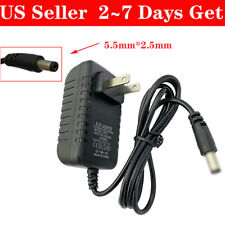 DC 15V 2A 5.5mm * 2.5mm Center + Positive AC Adapter Charger Power Supply Cord