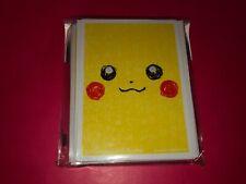 Pikachu Pokemon Card Sleeves 64
