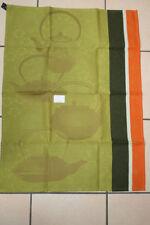 Articoli tessili da cucina Verde 100% Cotone