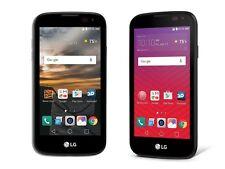 "LG K3 Black/Blue 4G 4.5"" - Quad-Core - Android 6.0.1 Smartphone - K100"