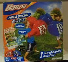 Brand New Banzai Mega Boxing Gloves Red/White in Box