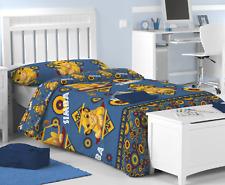 New Disney The Lion King Single Duvet Quilt Cover Set Boys Blue Bedroom Gift