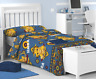 New Disney The Lion King Single Duvet Quilt Cover Set Boys Blue Bedroom Gift