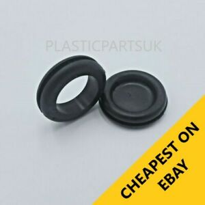 6 to 25mm Wiring & Blanking Gromet's Rubber Grommet's Open Closed Grommet Cable