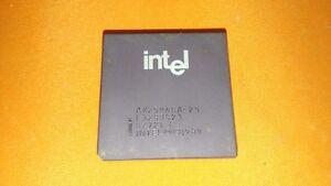 INTEL A82596CA-25 A82596CA 25MHz Vintage CPU PGA X 1PC