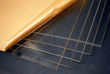 *NEW* PERSPEX / Acrylic Sheet. 3mm Thick 1220mm x 1220mm HALF SHEET. Cut to size