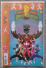 MIGHTY MORPHIN POWER RANGERS #1..LAUNCH PARTY KIT VARIANT..BOOM 1ST PRINT..NM