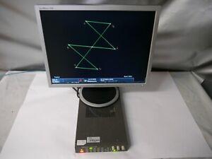 Tektronix Wvr 5000 HD Sdi Waveform Rasteriser + Samsung 203B Jh