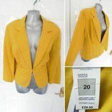 101c32a2c7499 Green Plus Size Linen Outer Shell Coats, Jackets & Waistcoats for Women