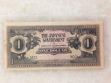 (JC) One Dollar Japanese Invasion Money JIM Prefix MO - UNC