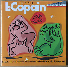Fritz Pilsl - Le Copain - CD neu