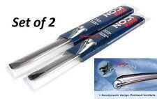 "BOSCH ICON BEAM Wiper Blade Set of 2 Front 22"" & 22"" fits Land Rover LR3 LR4"