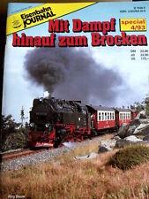 Eisenbahn Journal Special n°4 1993 - Mit Dampf hinauf zum Brocken - Tr.22