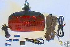 Fog Light Kit - 21 watt Fog Light Switch Fuse Wire etc