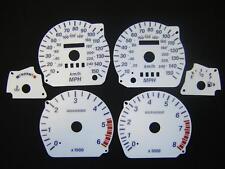Mondeo 93 to 2000 Blue illumination White Dials