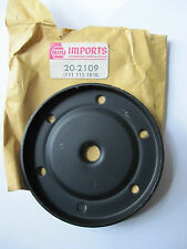 VW BEETLE BUG GHIA BUS TYPE 1 TYPE 2 OIL DRAIN PLATE 111-115-181B NEW