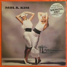 MEL & KIM - FLM (Vinyl LP) 1987 Atlantic 81739