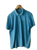 Mens lacoste polo shirt Slim Fit size 6