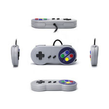 1x SNES USB Fast Gaming Controller GamePad Joystick For Windows PC Mac Game Best