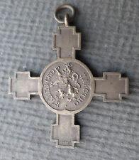 original  Bulgarien  Orden Kreuz 1908
