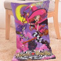 Anime Pillow Case Cover Sugar Sugar Rune Shoujo Chocolat Double Side 60x40cm