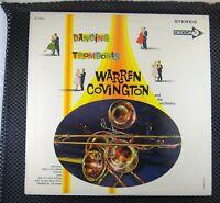 Warren Covington And His Orchestra – Dancing Trombones (Decca – DL 74352)