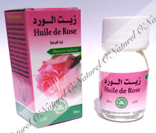 Huile de Rose (Macérât Huileux) 100% Naturelle 30ml Rose Oil, Aceite de Rosa