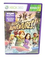 Kinect Adventures Microsoft Xbox 360 X360 Game