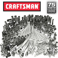 In-Retail-Box-Craftsman-311-pc-Mechanics-Tool-Set-Ratcheting-Combination-Wrench