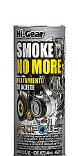 SMOKES NO MORE HIGH VISCOSITY Stops Oil Burning and Smoking engines