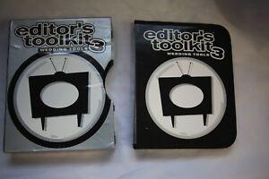 Digital Juice Editors Toolkit 3 Wedding Tools 7 DVD Disc Boxset