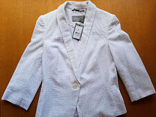 Brand New Jigsaw Broderie Jacket Size 8 RRP$375
