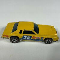 Vintage Hot Wheels Redline 1974 #38 Chevy Monte Carlo (AS IS for restoration)
