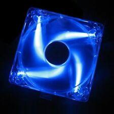 Computer PC Case Blue LED Neon Fan Heatsink Cooler 12V HY