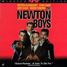 THE NEWTON BOYS Widescreen Edition 1998 LaserDisc NearNEW mmoetwil@hotmail.com