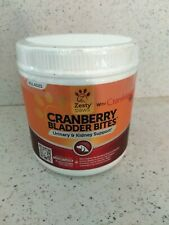Zesty Paws Cranberry Bladder Bites for Dogs Urinary & Kidney Support  All Ages