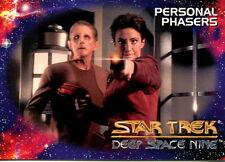 STAR TREK DEEP SPACE NINE 1993 SKYBOX PROMO CARD S2 THE STATION