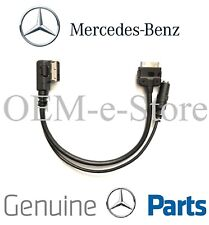 2009-2012 Mercedes ML320 350 450 500 550 63 iPod iPhone AUX Music Cable Adapter