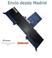 2600mAH Batería Acer Aspire S3 S3-391 S3-951 Ultrabook AP11D3F AP11D4F MS2346