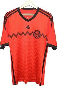 2014 MEXICO Football SHIRT Jersey ADIDAS size M Tricot Maglia Camiseta
