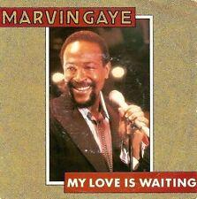 "MARVIN GAYE My Love Is Waiting 7"" Single Vinyl Record 45rpm Dutch CBS 1982"