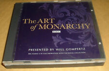 The Art of Monarchy by Will Gompertz ( 4 CD-Audio, 2012) RADIO 4