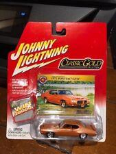 2002 Johnny Lightning Classic Gold Collection 1971 Pontiac GTO